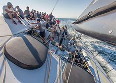 2015 Comanche before the Transatlantic Regatta