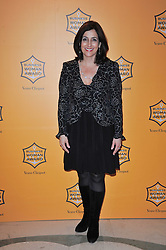 JOANNA SHIELDS vice president of Facebook Europe at the 38th Veuve Clicquot Business Woman Award held at Claridge's, Brook Street, London W1 on 28th March 2011.