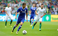 Oscar of Chelsea during the pre season friendly match at Weserstadion, Bremen, Germany.<br /> Picture by EXPA Pictures/Focus Images Ltd 07814482222<br /> 07/08/2016<br /> *** UK &amp; IRELAND ONLY ***<br /> EXPA-EIB-160807-0223.jpg