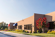 Exterior Image of Timonium Commerce Park by Jeffrey Sauers of Commercial Photographics, Architectural Photo Artistry in Washington DC, Virginia to Florida and PA to New England