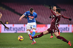 Napoli vs Torino 17 Feb 2019