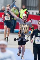 Marko Roblek compete during 19th Ljubljana Marathon 2014 on October 26, 2014 in Ljubljana, Slovenia. Photo by Urban Urbanc / Sportida.com