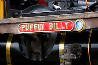 Engine details of a traction engine