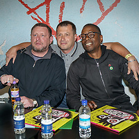 Black Grape - London album signing at Rough Trade East