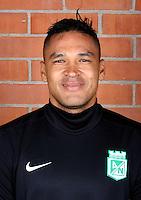Colombia League - Postobom Liga 2014-2015 -<br /> Club Atletico Nacional Medellin - Colombia / <br /> Luis Enrique Martínez