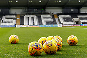 The Simple Digital Arena ahead of the Ladbrokes Scottish Premiership match between St Mirren and Hibernian, Paisley, Scotland on 29th September 2018.
