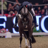 Reem Acra World Cup Dressage - Freestyle