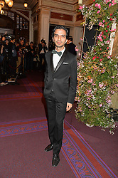 IMRAN AMED at The Backstage Gala hosted by Diana Vishneva , Principal Dancer of the Mariinsky and American Ballet Theatre, and Natalia Vodianova in aid of The Naked Heart Foundation held at The London Coliseum, St.Martin's Lane, London on 17th April 2015.