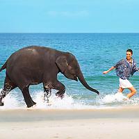 Outrigger Laguna Phuket Beach Resort, Image Photo shoot
