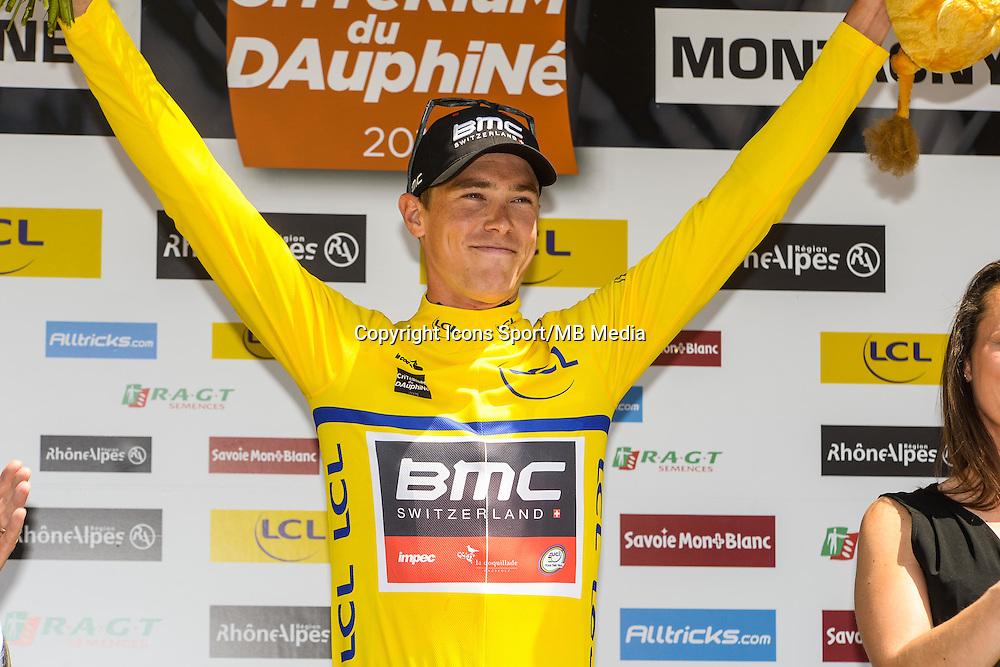 Joie Dennis Rohan - Team Sky - 08.06.2015 - Criterium du Dauphine Libere - Etape 03 : Roanne - Montagny<br /> Photo : Sirotti / Icon Sport *** Local Caption ***