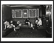 Feathers Ball. Hammersmith Palais. London. December 1981. Film. 81425f28.
