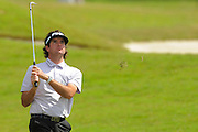Bubba Watson during the second round of the World Golf Championship Cadillac Championship on the TPC Blue Monster Course at Doral Golf Resort And Spa on March 9, 2012 in Doral, Fla. ..©2012 Scott A. Miller.