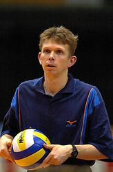24-06-2000 JAP: OKT Volleybal 2000, Tokyo<br /> Nederland vs Argentinie 3-1 / Arjen Boonstoppel