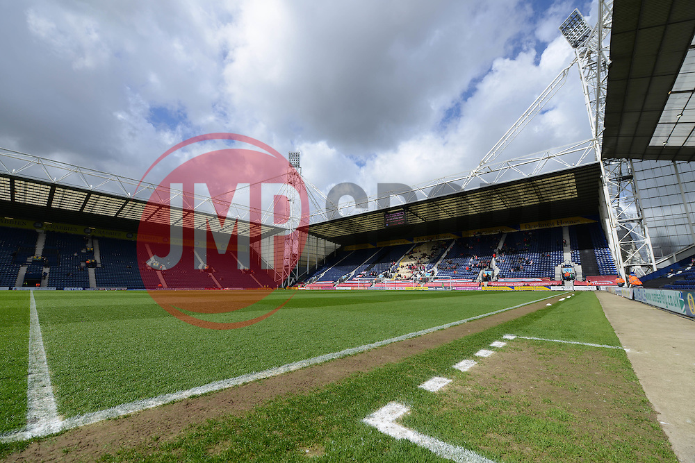 General view of Deepdale Stadium - Photo mandatory by-line: Dougie Allward/JMP - Mobile: 07966 386802 - 11/04/2015 - SPORT - Football - Preston - Deepdale - Preston North End v Bristol City - Sky Bet League One