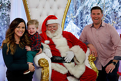 Yearly Breakfast with Santa hosted by Recreonics with Anne Palmer and The Priests, Geerts and Palmers, Friday, Dec. 21, 2018  at Recronics  in LOUISVILLE.