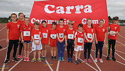 The Carra group during the parade at the Community Games in Claremorris.<br /> Pic Conor McKeown