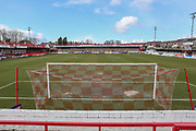 The Wham Stadium, home of Accrington Stanley during the EFL Sky Bet League 2 match between Accrington Stanley and Forest Green Rovers at the Wham Stadium, Accrington, England on 17 March 2018. Picture by Shane Healey.