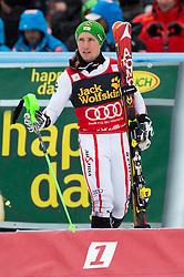 HIRSCHER Marcel  of Austria during the 2nd Run of Men's Slalom - Pokal Vitranc 2013 of FIS Alpine Ski World Cup 2012/2013, on March 10, 2013 in Vitranc, Kranjska Gora, Slovenia.  (Photo By Matic Klansek Velej / Sportida.com)