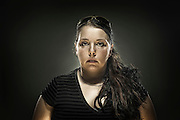 Portraits of victims of the violence in Peoria.