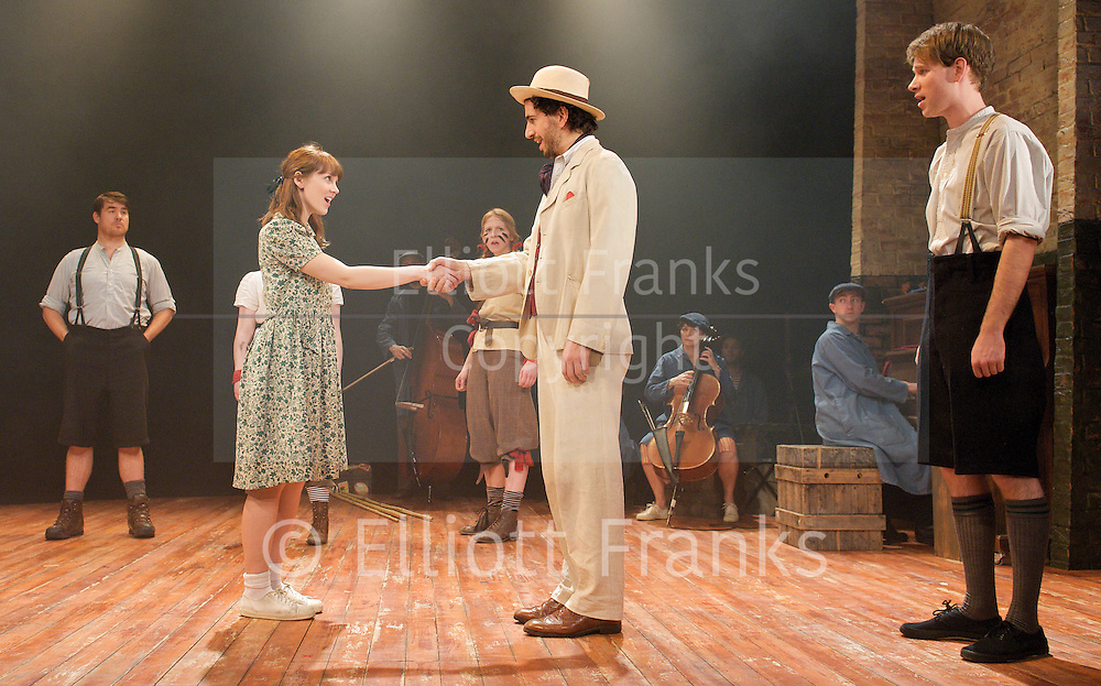 Swallows &amp; Amazons - the Bristol Old Vic Production - <br />