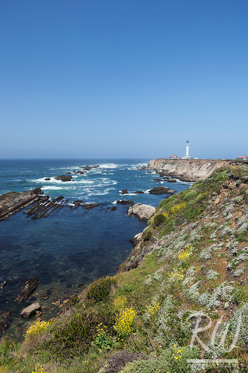Point Arena Light, Mendocino County, California