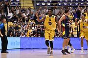Okeke David Albright<br /> FIAT Torino - Morabanc Andorra La Vella<br /> Eurocup 7Days 2017-2018<br /> Torino 17/10/2017<br /> Foto M.Matta/Ciamillo & Castoria
