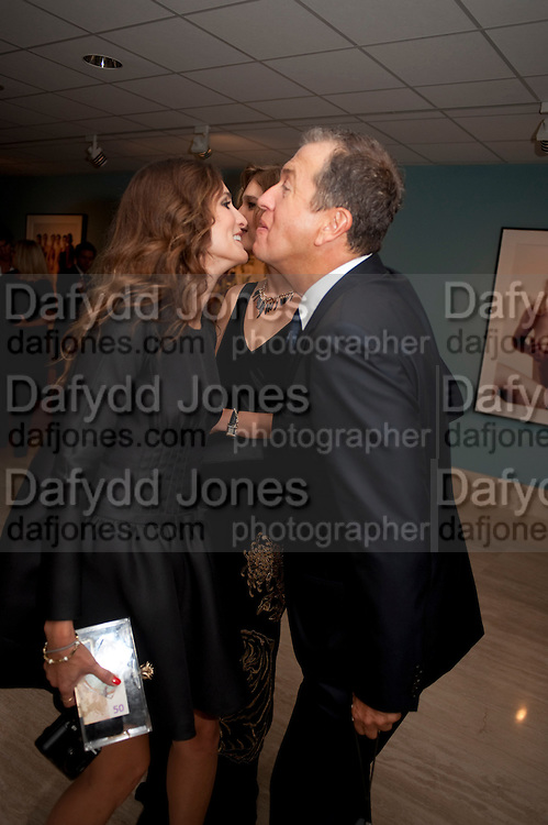 ASTRID MUNOZ; MARIO TESTINO, Mario Testino exhibition.  Hosted by Vanity Fair Spain and Lancome. Thyssen-Bornemisza Museum (Paseo del Prado 8, Madrid.20 September 2010.  -DO NOT ARCHIVE-© Copyright Photograph by Dafydd Jones. 248 Clapham Rd. London SW9 0PZ. Tel 0207 820 0771. www.dafjones.com.