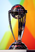 WELLINGTON, NEW ZEALAND - JULY 30:  A general view of the ICC Cricket World Cup during the official launch of the ICC Cricket World Cup 2015 on July 30, 2013 in Wellington, New Zealand.  (Photo by Hagen Hopkins/ICC)