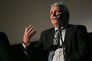 Gary Craig of the Democrat & Chronicle speaks during the recording of the final episode of Finding Tammy Jo at The Little Theatre in Rochester on Monday, June 13, 2016.during the recording of the final episode of Finding Tammy Jo at The Little Theatre in Rochester on Monday, June 13, 2016.