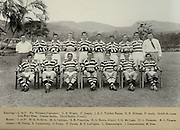 Uva Rugger Team. 1962.<br />