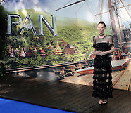 Pan - World Film Premiere