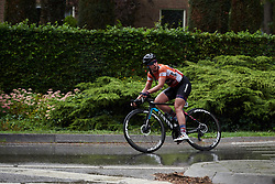 Lisa Klein (GER) in the rain at Boels Ladies Tour 2019 - Stage 4, a 135.6 km road race from Arnhem to Nijmegen, Netherlands on September 7, 2019. Photo by Sean Robinson/velofocus.com