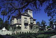Fairbanks Home, Fernandina Beach, Amelia Island, Florida<br />