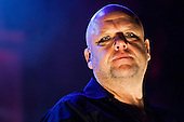 Pixies and AAAK performing  at the  Riviera  Club in Madrid
