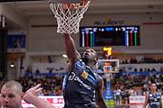 Dustin Hogue<br /> Dolomiti Energia Aquila Basket Trento - Banco di Sardegna Dinamo Sassari<br /> Lega Basket Serie A 2016/2017<br /> Trento, 08/04/2017<br /> Foto Ciamillo - Castoria