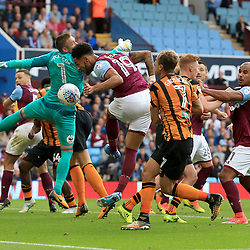 Aston Villa v Hull City