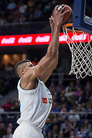 Real Madrid Walter Tavares during Turkish Airlines Euroleague match between Real Madrid and Anadolu Efes at Wizink Center in Madrid, Spain. January 25, 2018. (ALTERPHOTOS/Borja B.Hojas)