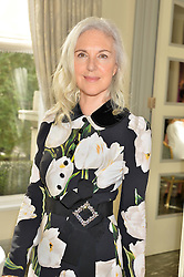 RUTH CHAPMAN at the Future Dreams 'United For Her' Ladies Lunch 2016 held at The Savoy, London on 10th October 2016.