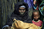 Mother and Child - Podor Senegal
