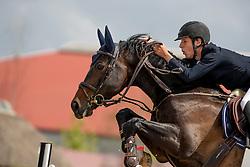 Nuytens Gilles, BEL, Elando CT<br /> Belgisch Kampioenschap Junioren<br /> Azelhof - Koningshooikt 2018<br /> © Hippo Foto - Dirk Caremans<br /> 13/05/2018