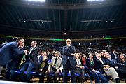 Egidio iIanchi<br /> Umana Reyer Venezia - Happy Casa Brindisi<br /> LBA Final Eight 2020 Zurich Connect - Finale<br /> Basket Serie A LBA 2019/2020<br /> Pesaro, Italia - 16 February 2020<br /> Foto Mattia Ozbot / CiamilloCastoria
