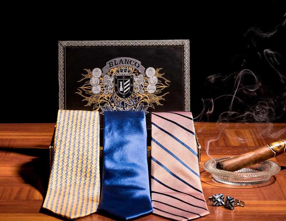 Men's Luxury Still Life by Ivan Guzman