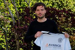 Glenn Geefshuijsen plays next season for VV Maarssen sat 1. He comes from the Sportlust'46 from Woerden on may 05, 2020 in Maarssen, Netherlands