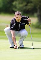 OOSTERHOUT - Nationaal Open 2010 heren op de Oosterhoutse Golf.  Ronald Stokman. COPYRIGHT KOEN SUYK
