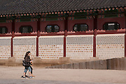 Gyeongbok Palace (Gyeongbokgung) was the home and heart of Korean royalty and government prior to Japanese invasion and occupation. Now a tourist attraction and important part of modern Korean heritage.