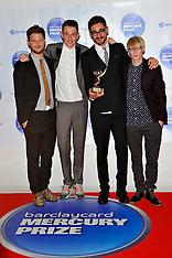 Nov 01 2012-Alt J the Winners of the 2012 Mecury prize