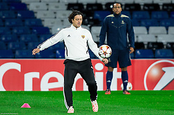 Zlatko Zahovic during practice session of NK Maribor 1 day before UEFA Champions League 2014/15 Match between FC Chelsea and NK Maribor, SLO, on October 20, 2014 in Stamford Bridge Stadium, London, Great Britain. Photo by Vid Ponikvar / Sportida.com