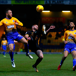 Mansfield Town v Newport County
