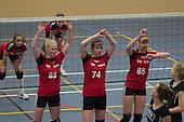 Volleybal DSVS - WISKY (Meisjes A)