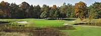 LIEREN bij Apeldoorn - Hole 17 van Golf en Businessclub  De Scherpenbergh . COPYRIGHT KOEN SUYK